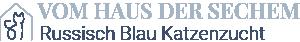 Haus der Sechem – Russisch Blau Katzenzucht Logo